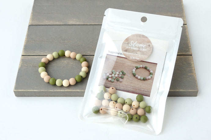 Natural DIY Bracelet Kit