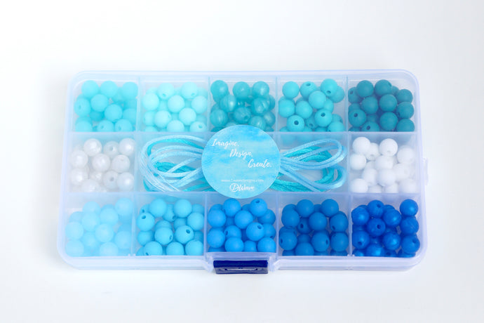 Ocean Splash DIY Jewellery Kit