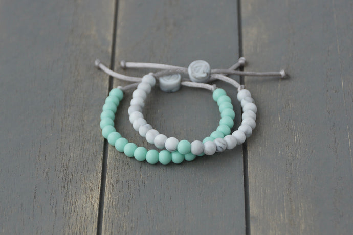 Mint Marble Set (Mini)