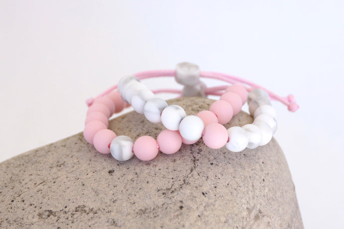 Soft Pink Marble Set