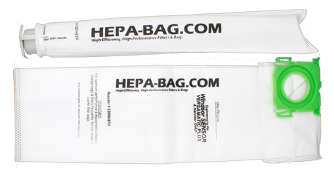 5300HEPA Bags for Windsor Karcher Sensor and Versamatic Plus Vacuums