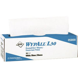 "05800 WypALL L30, White, Pop up Box, 16.4"" x 9.8"", Case"