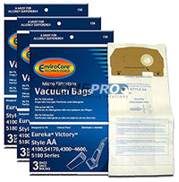158 Vacuum Bags Parts & Accessories
