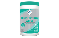 33711 Wipes Plus, Disinfecting Wipes, 75 ct/tub 6 tubs/case