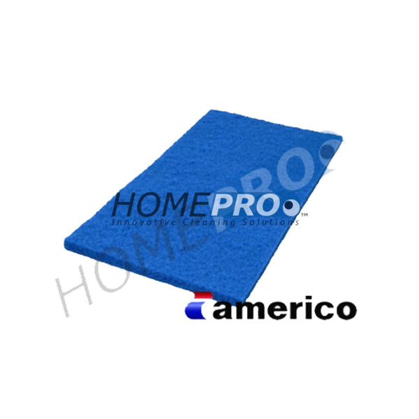40041420 Blue Cleanig Scrubbing Pad Supplies