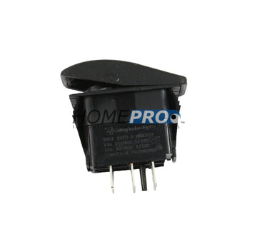 86007200 Switch, DPDT3-Position Rocker
