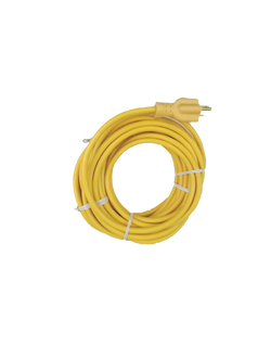 86139130 Power Cord, Yellow, Windsor
