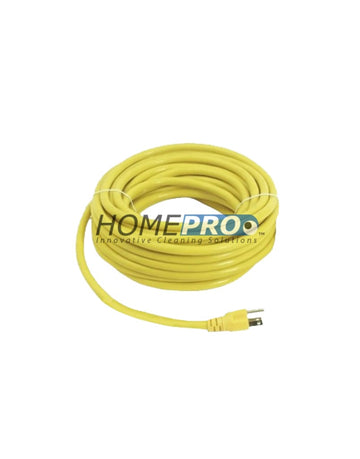 86397560 40FT Yellow Mains Cable