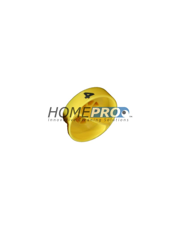 86408440 Yellow Pile Adjustment Knob Parts & Accessories