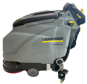 **DEMO**  Karcher B 40 Floor Scrubber with Orb Tech