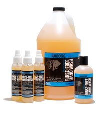 Rinse-Free Hand Wash (1 Gallon)