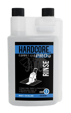 Hardcore Carpet Rinse 1 Quart CUR0032