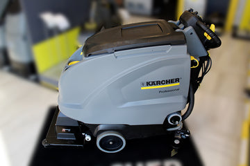 ***USED*** Karcher B 60 Walk-Behind Scrubber, With Square Oscilating Head