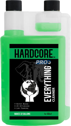 Hardcore Everything Cleaner 1 Quart EVR0032