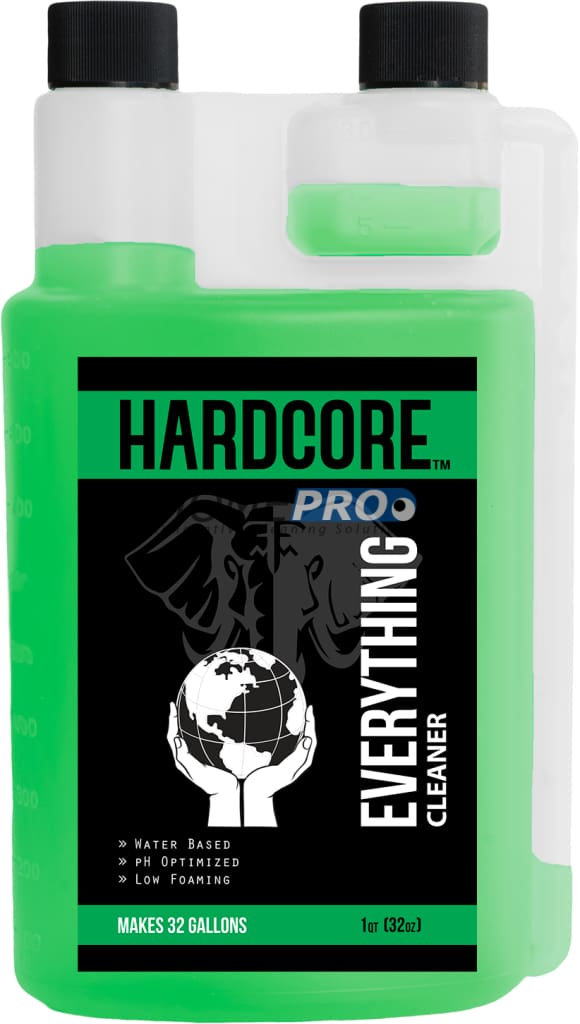 Evr0032 Hardcore Everything Cleaner 1 Quart Supplies