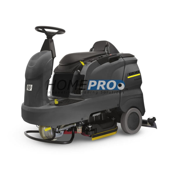 Karcher B 90 R Adv Bp 24 Gal Ride-On Scrubber Machines