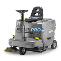 Karcher Km 85/50 R Bp Agm 1 Side Broom Machines