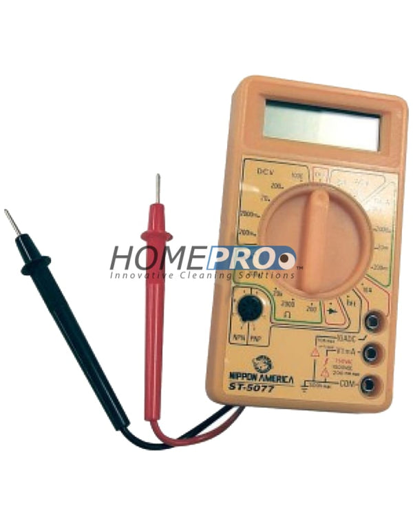 St5077 Digital Multimeter Parts & Accessories