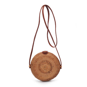 Bacara Wicker Crossbody