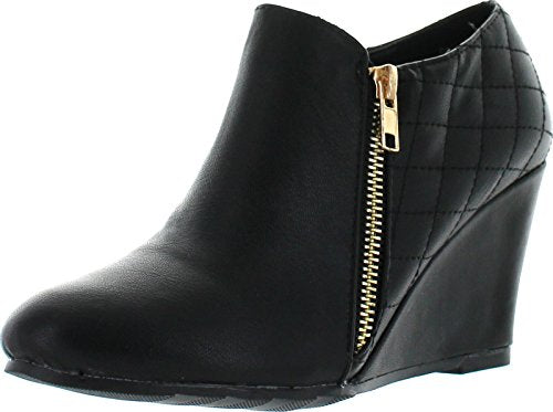 Sahara 32 Wedge Bootie
