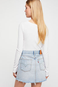 Hayley Long Sleeve Top