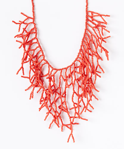 Branch Bib Necklace