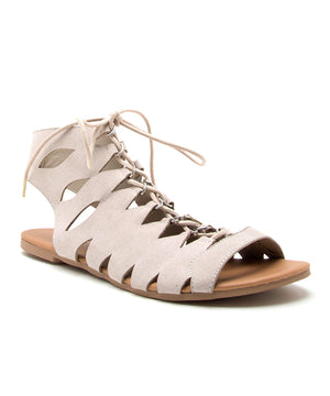 Archer Lace-Up Sandal