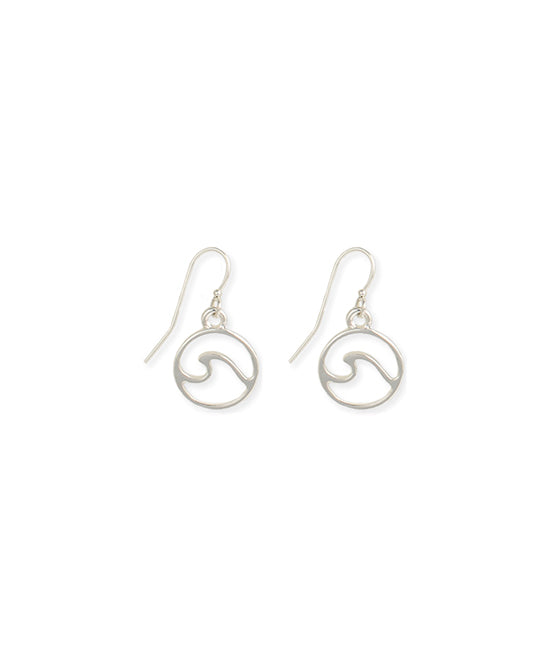 Ride the Wave Drop Earrings