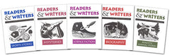 Readers & Writers: Becoming Authors Through Genre Studies