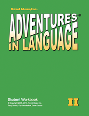 1008-2SB Adventures in Language Level II (2014 Edition) - Student Workbook