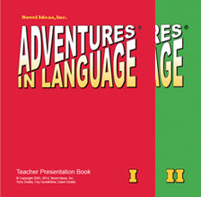 Summer Training - June 17th, 2019 - Adventures in Language Levels 1 and 2