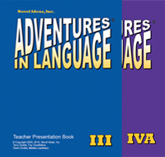 Summer Training - June 18th, 2019 - Adventures in Language Levels 3 and 4