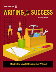 9003-1 WFSB3D Writing for Success: Beginning Level 3--Descriptive Writing