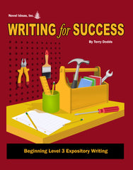 9003-1 WFSB3E Writing for Success: Beginning Level 3--Expository Writing