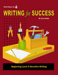 9004-1 WFSB3N Writing for Success: Beginning Level 3--Narrative Writing