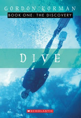 2045.19-NOD Dive: The Discovery (by Gordon Korman) Novel