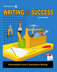 9009-1 WFSI1D Writing for Success: Intermediate Level 1--Descriptive Writing (Downloadable Version)