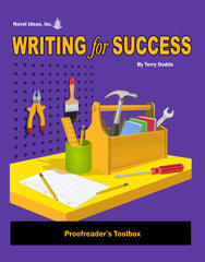 9000-1 WFSPT Writing for Success: Proofreader's Toolbox