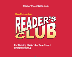 4001.01-1RCTPB Reader's Club Teacher Presentation Kit