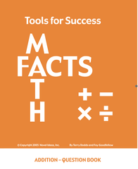 7001.02-TFSADD Tools for Success: A Math Facts Program Addition Student Books (10)