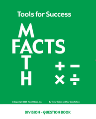 7001.05-TFSDIV Tools for Success: A Math Facts Program Division Student Books (10)