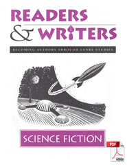 8004.01-RWSF Science Fiction (Readers & Writers: Becoming Authors Through Genre Studies) - Downloadable Version