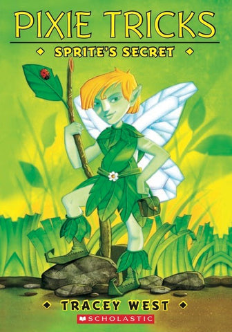 3010.05-NO [Pixie Tricks Series] Sprite's Secret (Tracey West) Novel