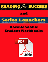 6999.09DSW Student Workbooks Reading for Success and Series Launchers (Downloadable Version)