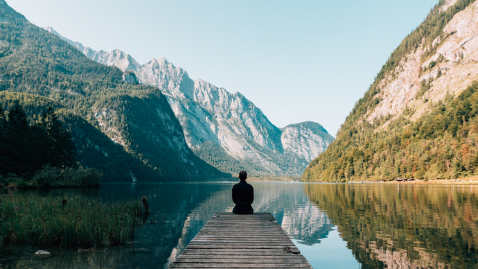 Meditation, Mindfulness And Water