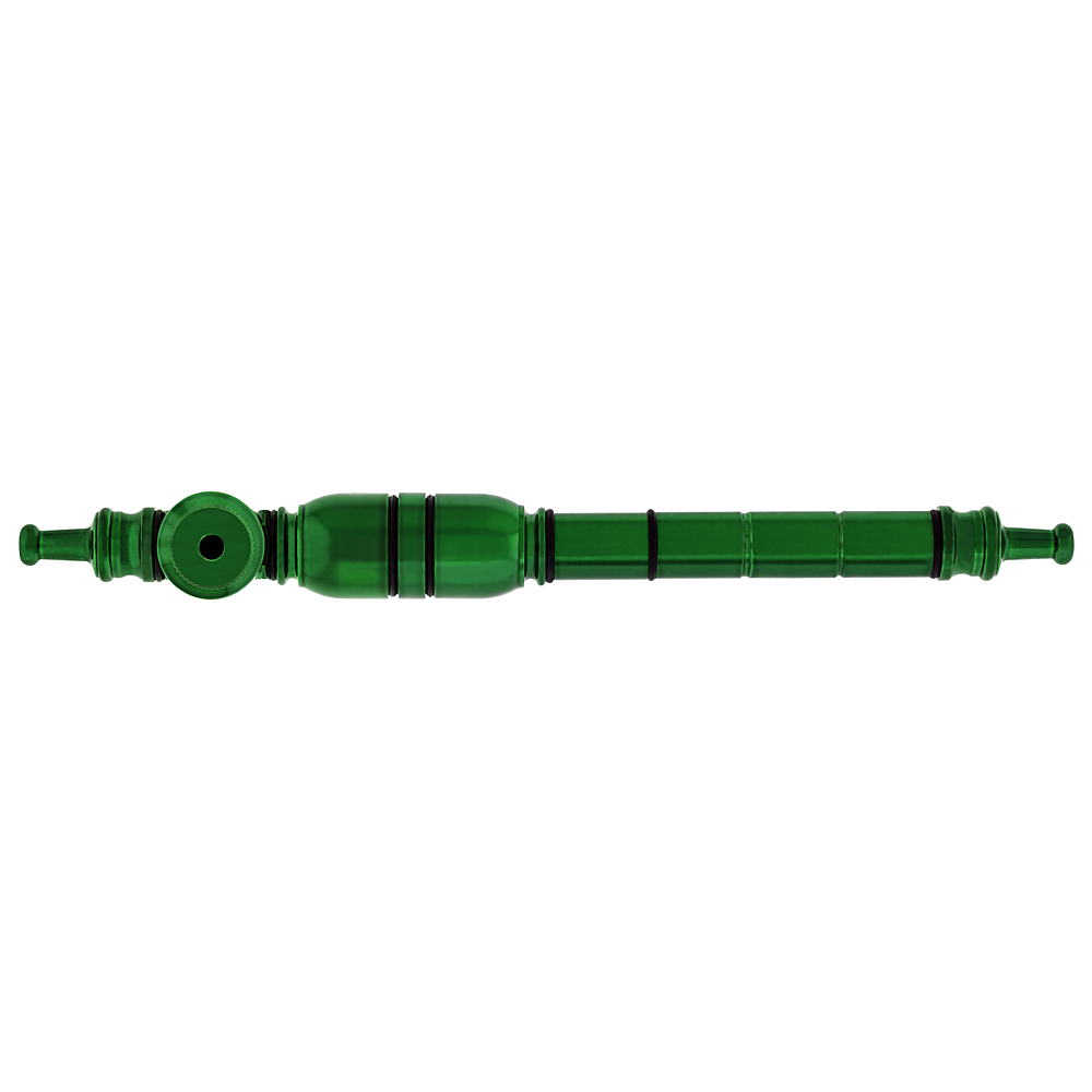 Belair Green Color Modular Smoking Pipe