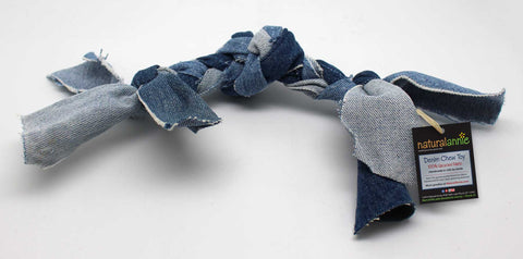 Denim Chew Toy