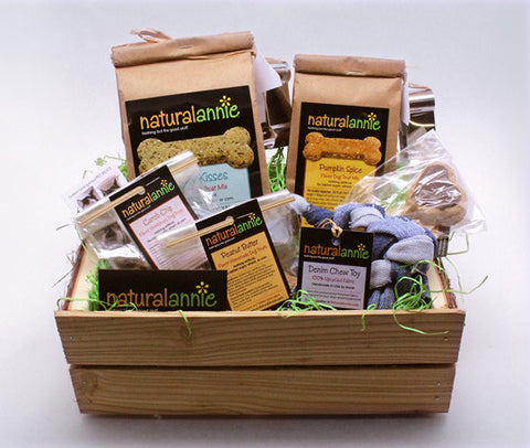 Make it a Gift Basket!