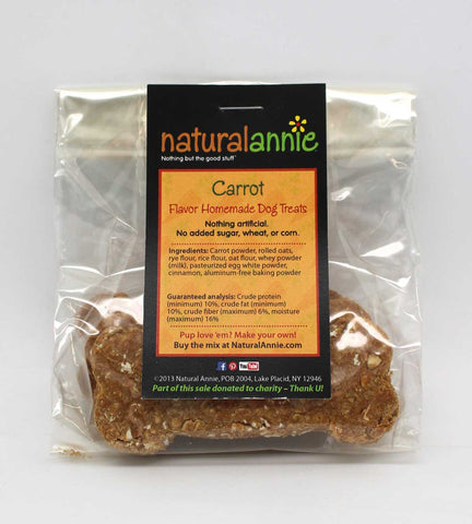 Carrot Dog Treats