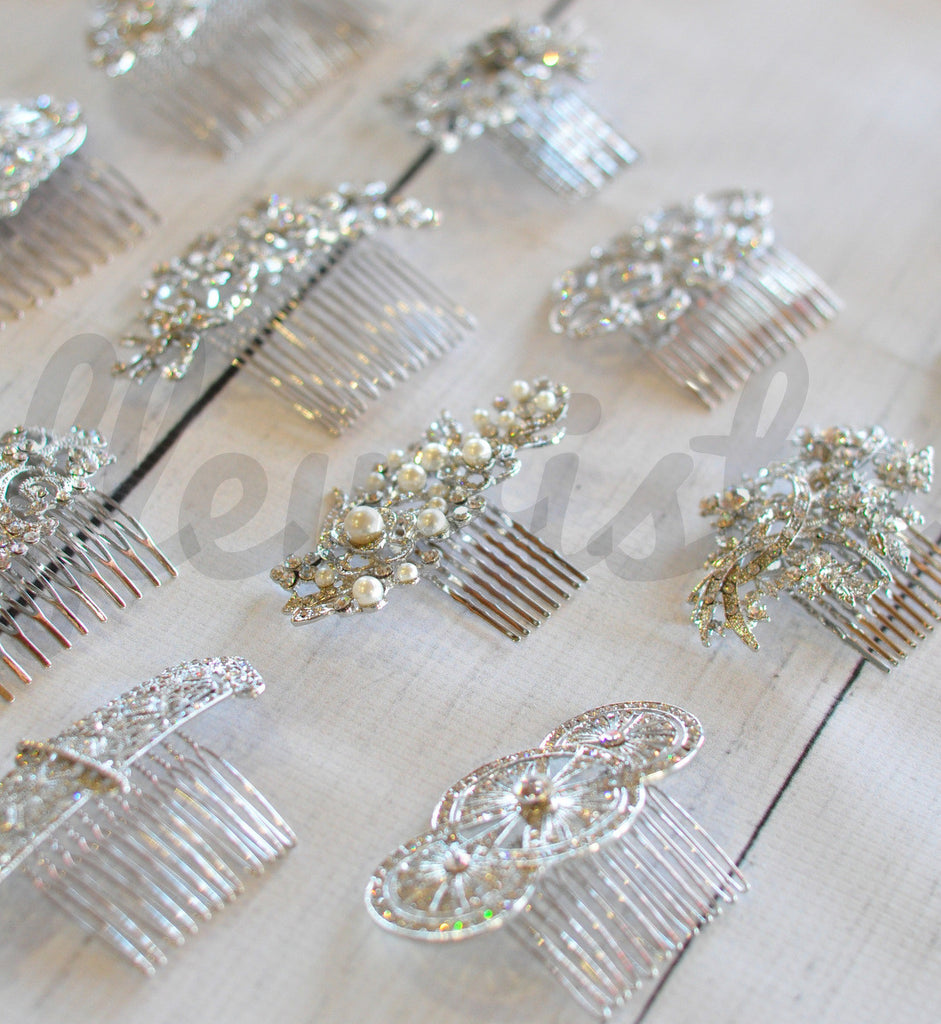 Bridal Combs - Ready to Wear